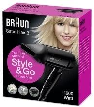 Духи, Парфюмерия, косметика Фен для волос - Braun Satin Hair 3 HD 350