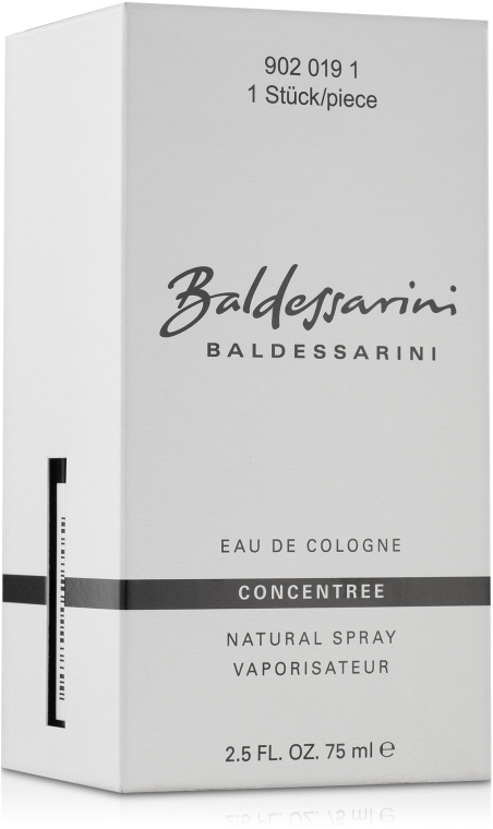 Baldessarini Eau de Cologne Concentree - Одеколон (концентрат) — фото N6