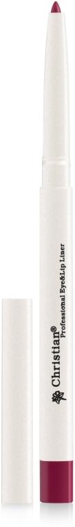 Профессиональный карандаш для глаз и губ - Christian Professional Eye&Lip Liner