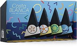 Парфумерія, косметика ACappella Costa Blanca - Набір (4x20ml)