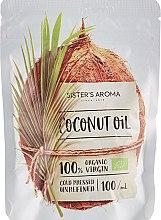 Духи, Парфюмерия, косметика Кокосовое масло - Sister's Aroma Extra Virgin Coconut Oil
