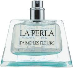 Духи, Парфюмерия, косметика La Perla J`Aime Les Fleurs - Туалетная вода (тестер без крышечки)