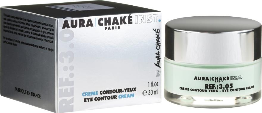 Крем-контур для век - Aura Chake Creme Contour Yeux Eye Contour Cream