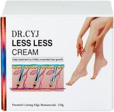 Духи, Парфюмерия, косметика Крем для угнетения роста волос - DR.CYJ Less Less