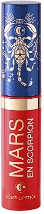 Устойчивая матовая помада - Vivienne Sabo Mars En Scorpion Liquid Lipstick