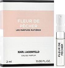 Духи, Парфюмерия, косметика Karl Lagerfeld Fleur De Pecher - Парфюмированная вода (пробник)