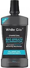 Духи, Парфюмерия, косметика Ополаскиватель для полости рта - White Glo Charcoal Bad Breath Eliminator Mouthwash