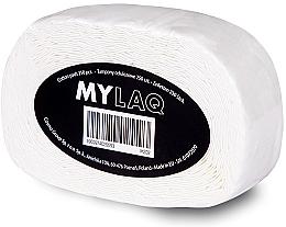 Духи, Парфюмерия, косметика Безворсовые салфетки из целлюлозной ваты - MylaQ