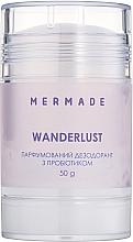 Духи, Парфюмерия, косметика Mermade Wanderlust - Парфюмированный дезодорант с пробиотиком