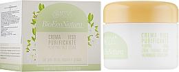 Духи, Парфюмерия, косметика Крем для лица очищающий - Bema Cosmetici Bioeconatura Face Purifying Face Cream