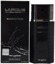 Духи, Парфюмерия, косметика Ted Lapidus Pour Homme Black Extreme - Туалетная вода (тестер с крышечкой)