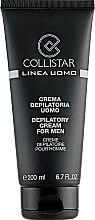 Крем-Депілятор для Чоловіків - Collistar Linea Uomo Depilatory Cream for Men — фото N2