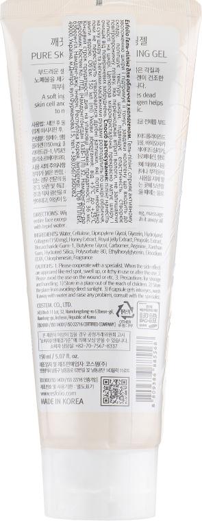 Коллагеновый пилинг-скатка - Esfolio Collagen Peeling Gel — фото N2