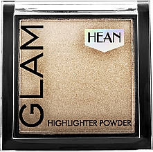 Духи, Парфюмерия, косметика Хайлайтер для лица - Hean Glam Highlighter Powder