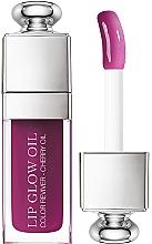 Духи, Парфюмерия, косметика Питательное масло для губ - Dior Lip Glow Oil (тестер)