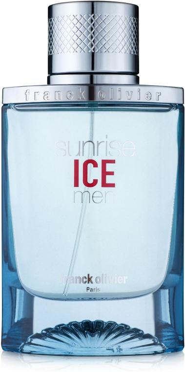 Franck Olivier Sunrise Ice - Туалетная вода