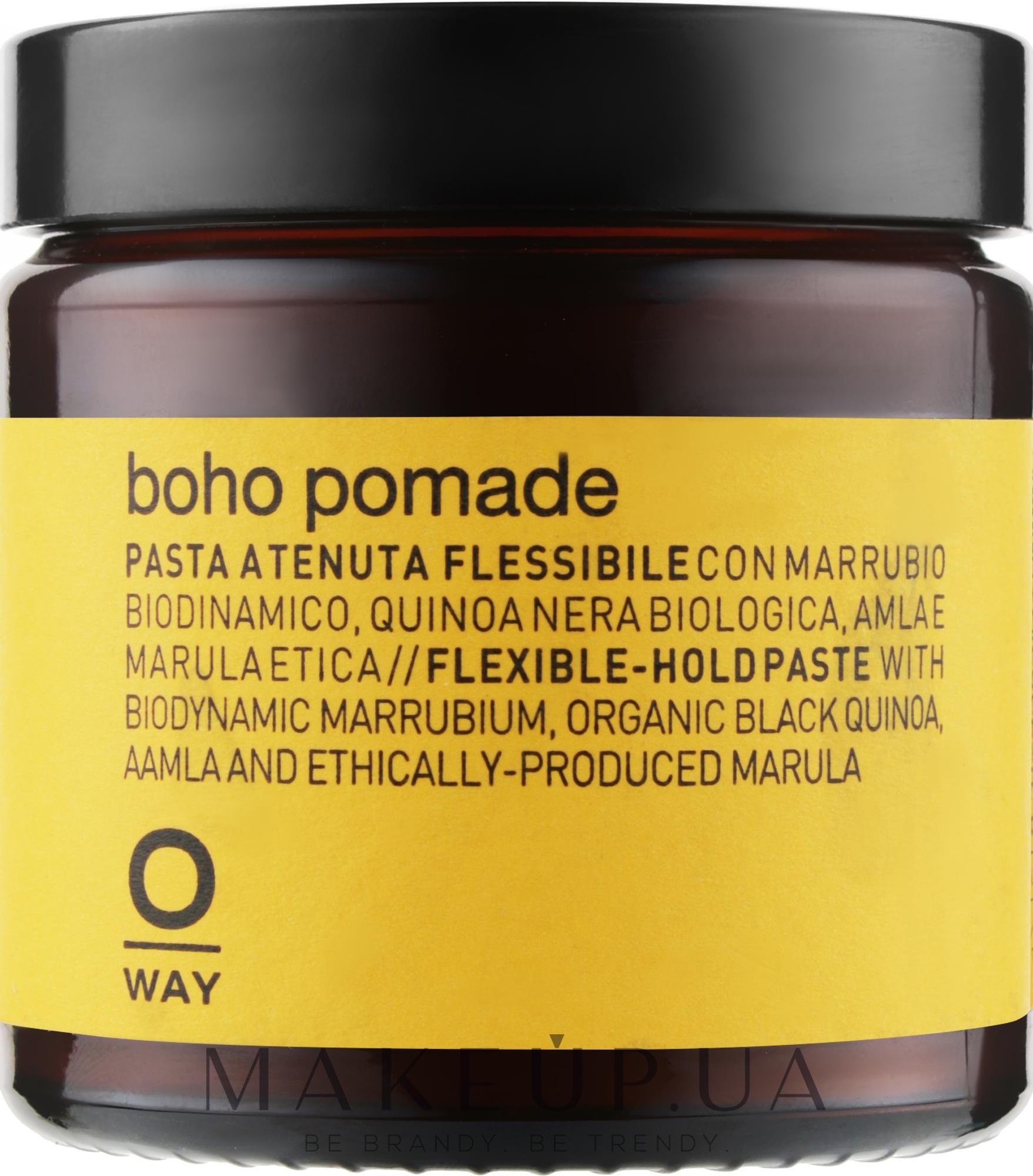 Віск гнучкої фіксації для волосся - Rolland Oway Bio-Rich Water — фото 100ml