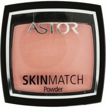 Духи, Парфюмерия, косметика Пудра для лица - Astor Skin Match Powder