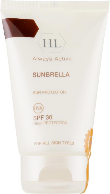 Солнцезащитный крем - Holy Land Cosmetics Sunbrella SPF 30