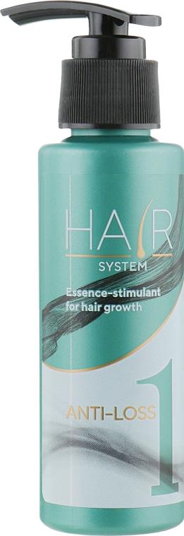 Эссенция-стимулятор для роста волос. Шаг 1 - J'erelia Hair System Essence-Stimulant Anti-Loss 1