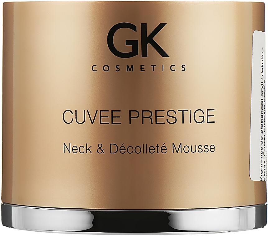 Крем-мусс для шеи и декольте - Klapp Cuvee Prestige Neck & Décolleté Mousse