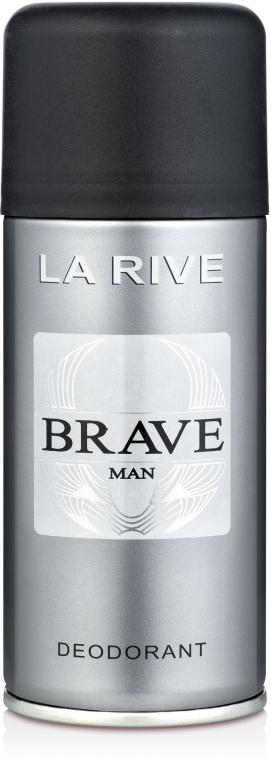 La Rive Brave Man - Дезодорант