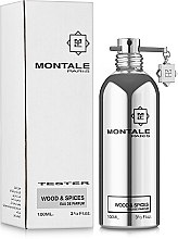 Montale Wood and Spices - Парфюмированная вода (тестер) — фото N2