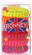 Духи, Парфюмерия, косметика Резинки для волос - Ronney Professional Funny Ring Bubble 6