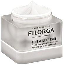 Духи, Парфюмерия, косметика Средство для контура глаз - Filorga Time-Filler Eyes Absolute Eye Correction Cream (пробник)