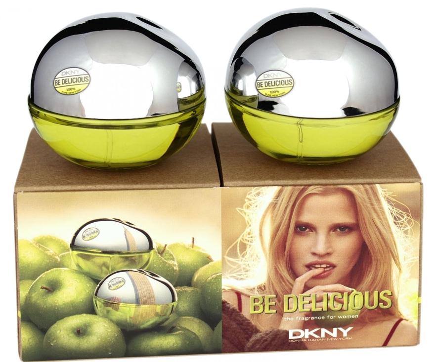 DKNY Be Delicious - Набор (edp 30ml + edp 30ml)