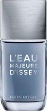 Духи, Парфюмерия, косметика Issey Miyake L'Eau Majeure D'Issey - Туалетная вода (тестер без крышечки)