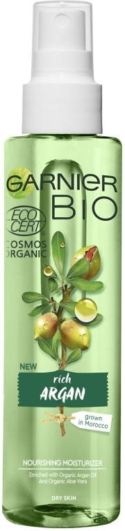 Питательный спрей с экстрактом арганы - Garnier Bio Rich Argan Nourishing Mist