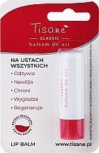 Духи, Парфюмерия, косметика Гигиеническая помада для губ, блистер - Farmapol Tisane Classic Lip Balm