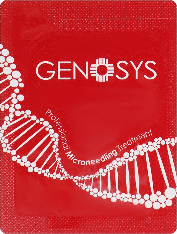 Интенсивный увлажняющий крем для лица - Genosys Intensive Hydro Soothing Cream (пробник)