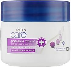 """Духи, Парфюмерия, косметика Ночной крем """"Идеальный тон"""" - Avon Care Even Tone-C Facial Night Cream"""