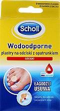 Духи, Парфюмерия, косметика Водонепроницаемые пластыри для бинтов - Scholl Waterproof Bandages