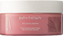 Духи, Парфюмерия, косметика Увлажняющий крем для тела - Biotherm Bath Therapy Relaxing Blend (тестер без коробки)