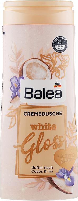 Крем-гель для душа - Balea White Gloss Shower Gel