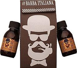 Духи, Парфюмерия, косметика Набор - Barba Italiana Special Duo (oil/100ml + shm/100ml)