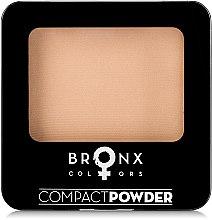 Компактна пудра - Bronx Colors Compact Powder — фото N2