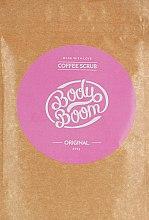 Духи, Парфюмерия, косметика Кофейный скраб, оригинальный - Body Boom Coffee Scrub Original