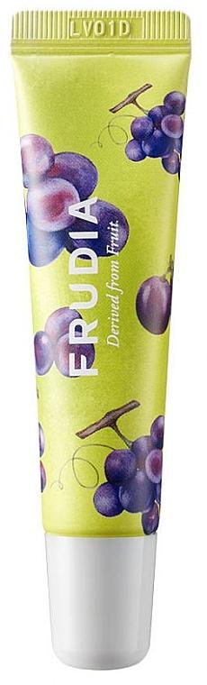 Медовая эссенция для губ с виноградом - Frudia Grape Honey Chu Lip Essence