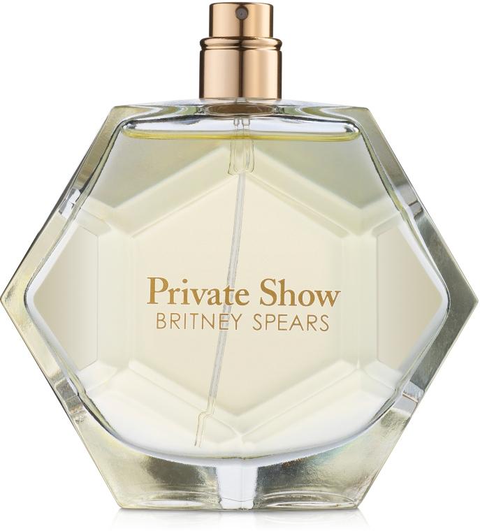 Britney Spears Private Show - Парфюмированная вода (тестер без крышечки)