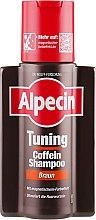 Духи, Парфюмерия, косметика Шампунь для тонирования первичной седины - Alpecin Tuning Coffein Shampoo Braun
