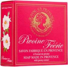 """Духи, Парфюмерия, косметика Мыло """"Пион"""" - Jeanne en Provence Pivoine Feerie Soap"""