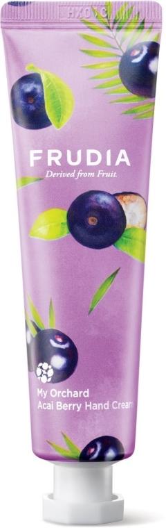 Питательный крем для рук c экстрактом ягод асаи - Frudia My Orchard Acai Berry Hand Cream