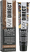 РАСПРОДАЖА Полуперманентная краска прямого окрашивания - KayPro Kay Direct * — фото N1