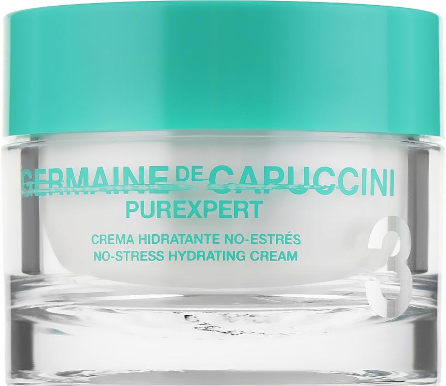 Крем увлажняющий для лица - Germaine de Capuccini PurExpert No-Stress Hydrating Cream