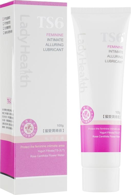 Женская интимная смазка - TS6 Lady Health Feminine Intimate Alluring Lubricant