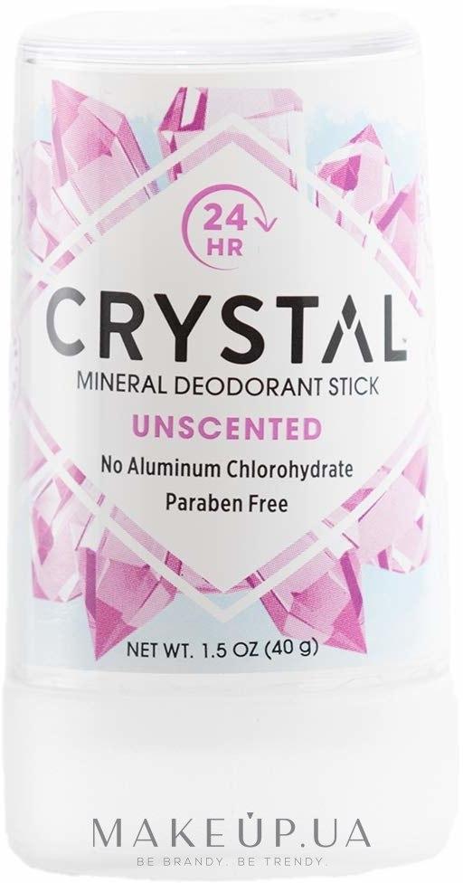 Кристализированный дезодорант унисекс в аптеке заказать